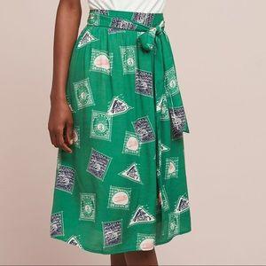 Anthro Getaway Skirt
